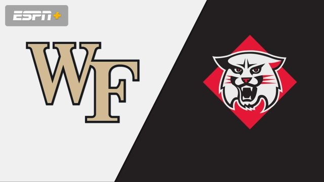 Wake Forest vs. Davidson (M Basketball)