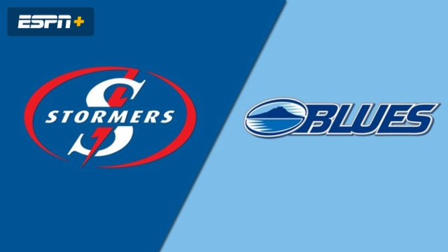 Stormers vs. Blues (Super Rugby)