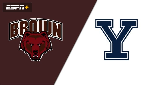 Brown vs. Yale (W Hockey)