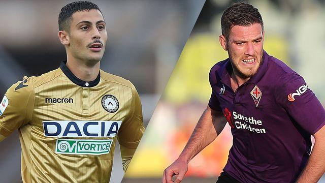 Udinese vs. Fiorentina (Serie A)