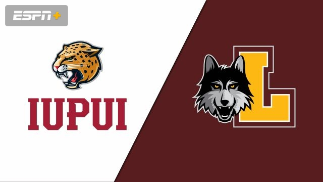 IUPUI vs. Loyola (M Basketball)