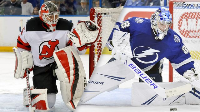 New Jersey Devils vs. Tampa Bay Lightning