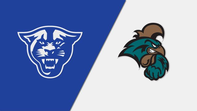 Georgia State vs. Coastal Carolina (M Basketball)