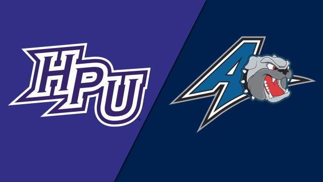 High Point vs. UNC Asheville (W Basketball)