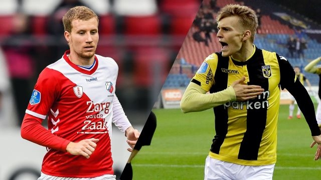 FC Utrecht vs. Vitesse (Final, First Leg) (Europa League Playoffs)