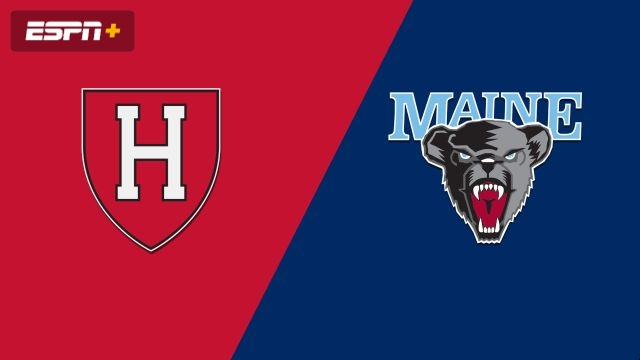 Harvard vs. Maine (W Basketball)