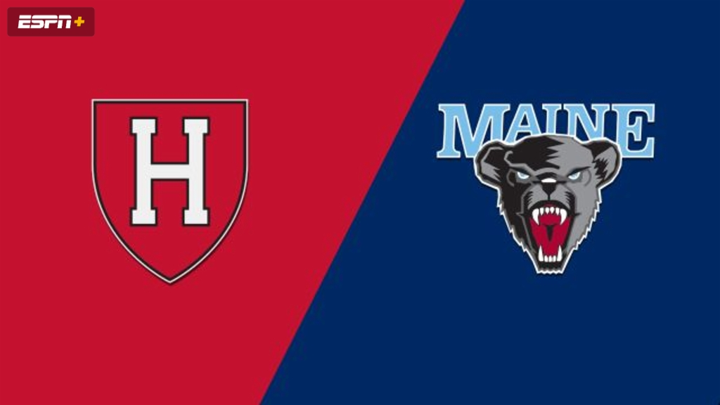 Harvard vs. Maine (W Basketball)
