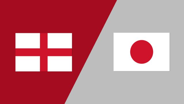 England vs. Japan (2018 FIL World Lacrosse Championships)