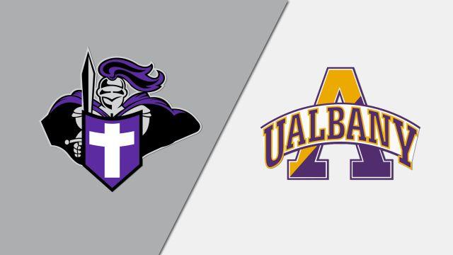Holy Cross vs. Albany (W Basketball)