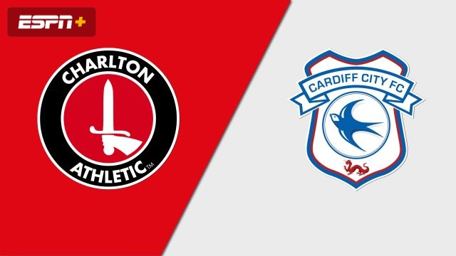 Charlton Athletic vs. Cardiff City (English League Championship)