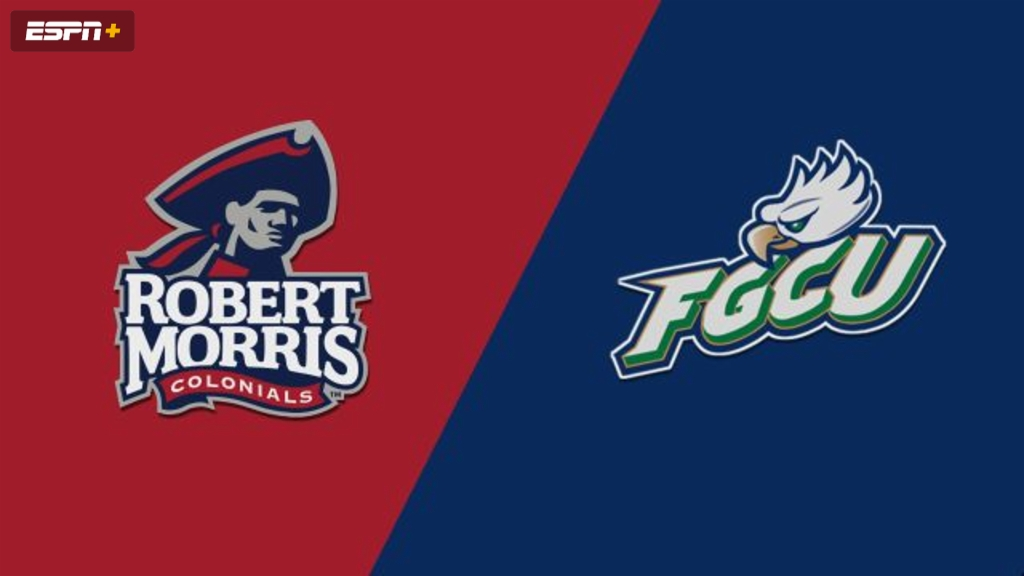 Robert Morris vs. Florida Gulf Coast (M Basketball)
