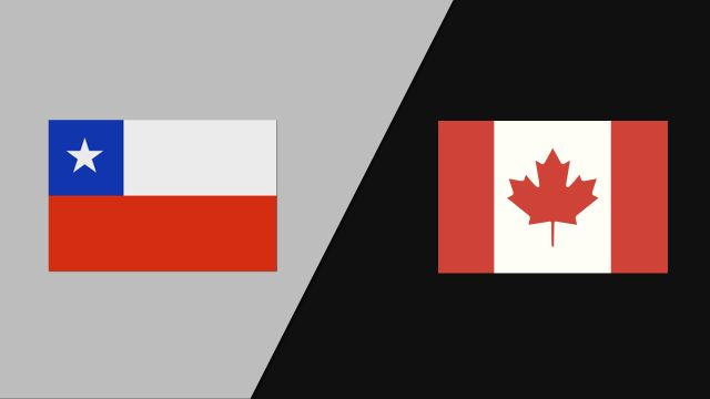 Chile vs. Canada (FIBA World Cup Qualifier)