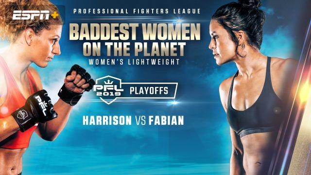 PFL Playoffs: Welterweight and Women's Lightweight