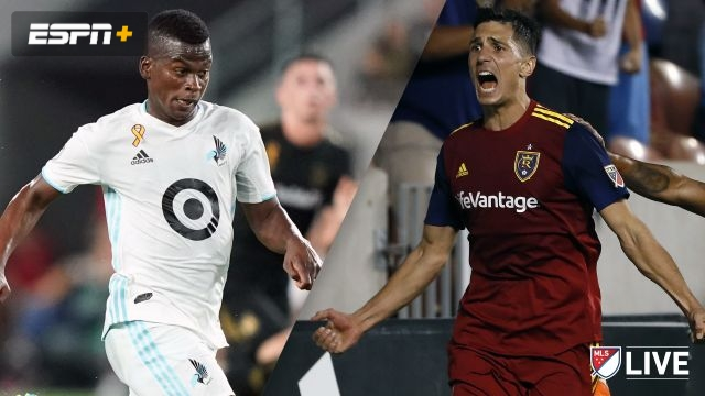 Minnesota United FC vs. Real Salt Lake (MLS)