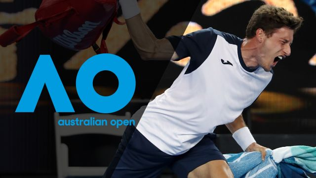 Mon, 1/21 - Australian Open Highlight Show