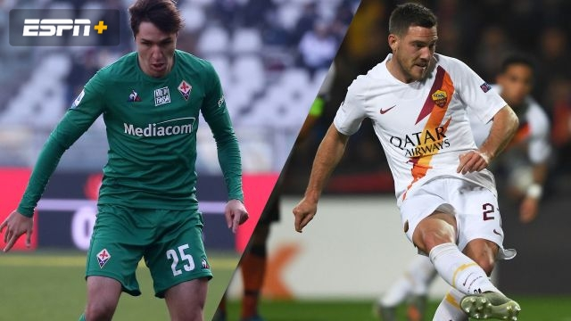 Fiorentina vs. AS Roma (Serie A)
