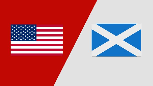 USA vs. Scotland (2018 FIL World Lacrosse Championships)