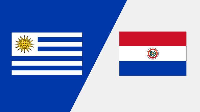 Uruguay vs. Paraguay (FIBA World Cup 2019 Qualifier)