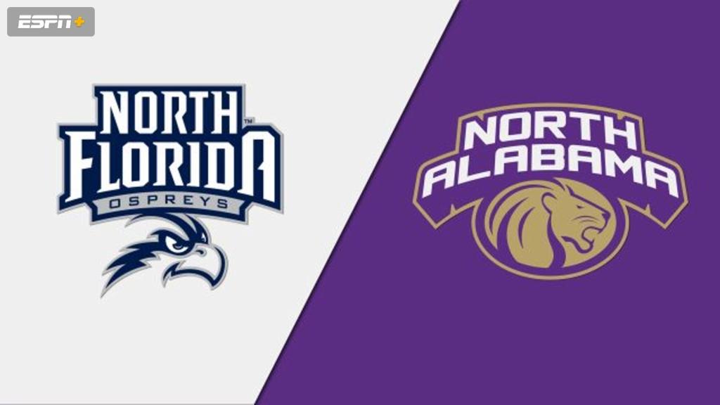 North Florida vs. North Alabama (W Volleyball)