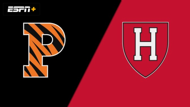 Princeton vs. Harvard (M Basketball)