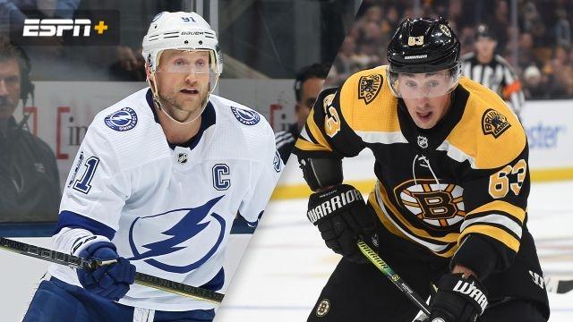 Tampa Bay Lightning vs. Boston Bruins