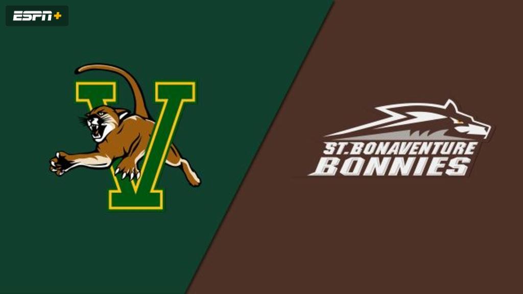 Vermont vs. St. Bonaventure (M Basketball)