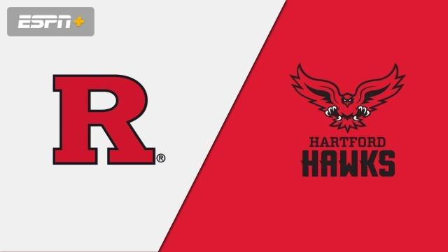 Rutgers vs. Hartford (M Soccer)