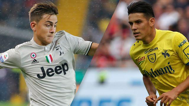 Juventus vs. Chievo
