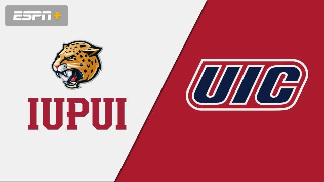 IUPUI vs. UIC (W Volleyball)