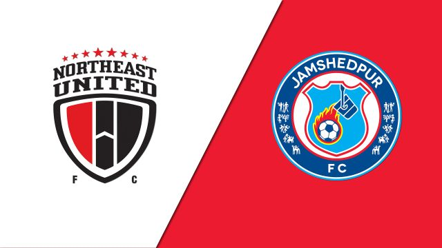 NorthEast United FC vs. Jamshedpur FC (Indian Super League)