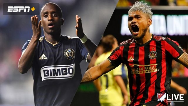 Philadelphia Union vs. Atlanta United FC (MLS)