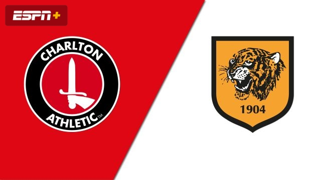 Charlton Athletic vs. Hull City (English League Championship)