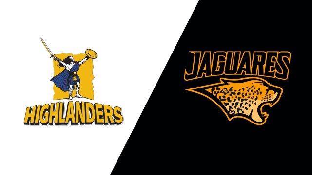 Highlanders vs. Jaguares