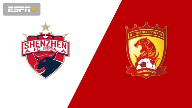 Shenzhen FC vs. Guangzhou Evergrande (Chinese Super League)