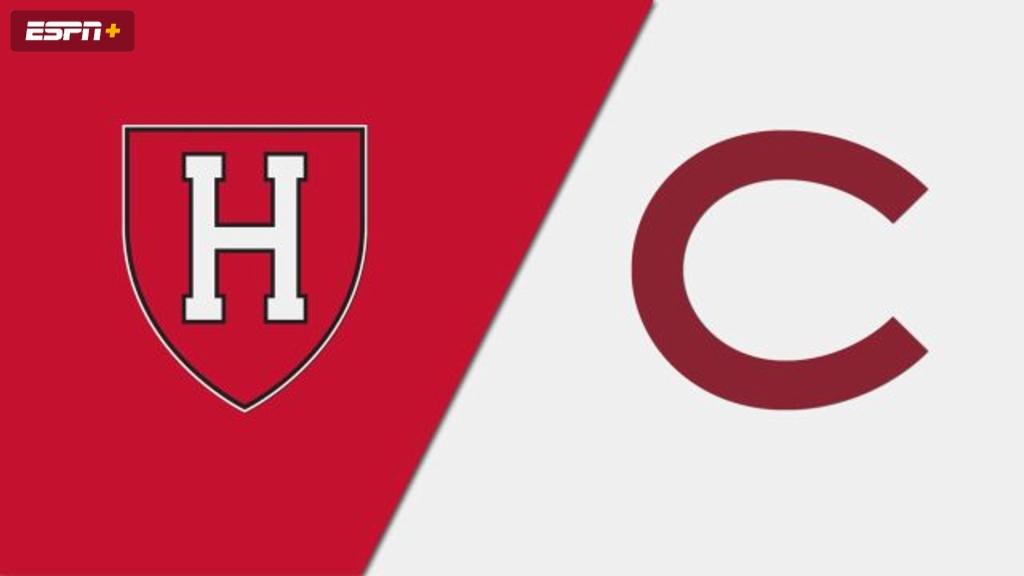 #9 Harvard vs. Colgate (W Hockey)