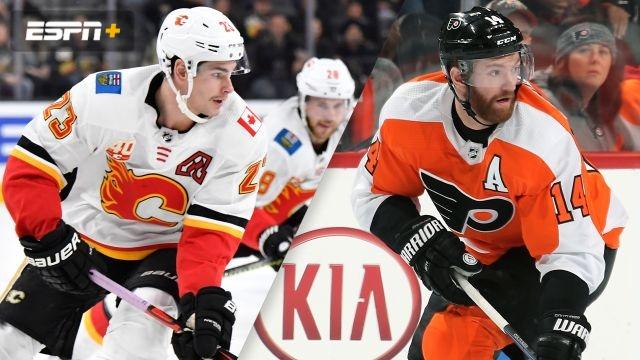 Calgary Flames vs. Philadelphia Flyers