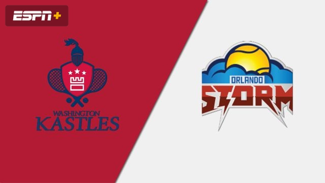 Washington Kastles vs. Orlando Storm