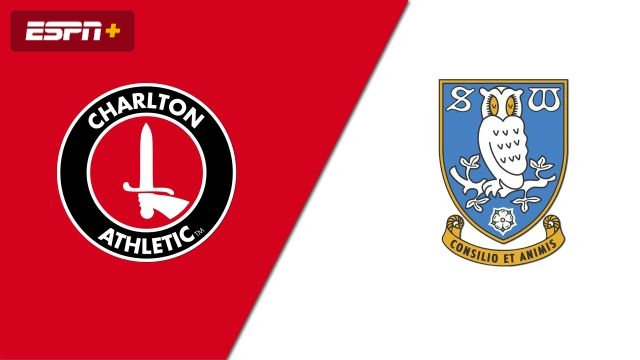 Charlton Athletic vs. Sheffield Wednesday (English League Championship)