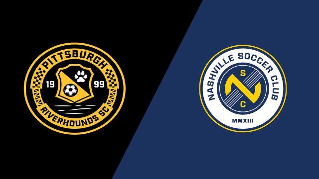 Pittsburgh Riverhounds SC vs. Nashville SC