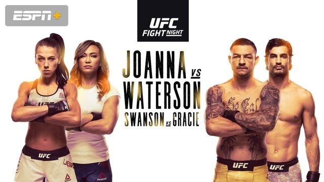 UFC Fight Night: Joanna vs. Waterson