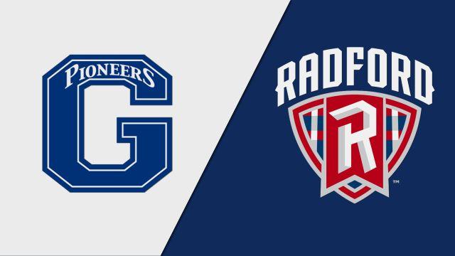 Glenville State vs. Radford (M Basketball)