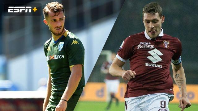 Brescia vs. Torino (Serie A)
