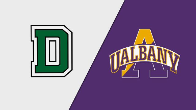Dartmouth vs. Albany (M Basketball)