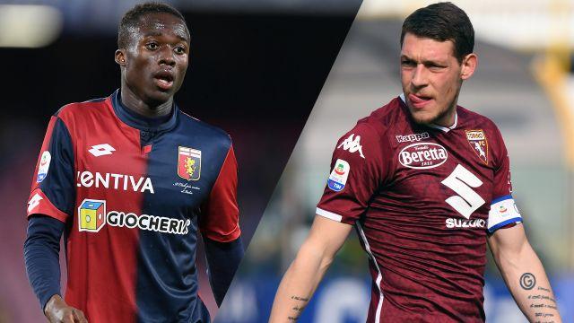 Genoa vs. Torino (Serie A)