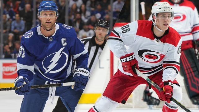 Tampa Bay Lightning vs. Carolina Hurricanes