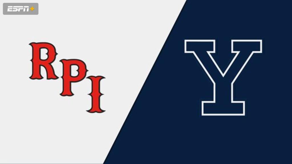 Rensselaer vs. Yale (W Hockey)