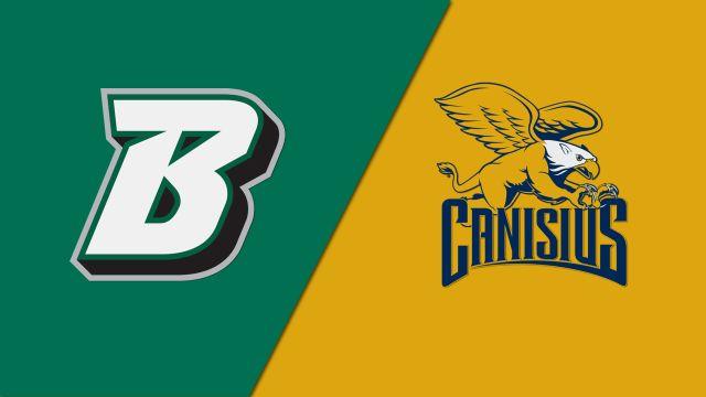 Binghamton vs. Canisius (W Lacrosse)