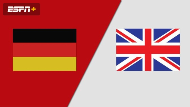Germany vs. Great Britain