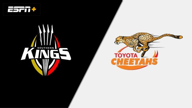 Southern Kings vs. Cheetahs (Guinness PRO14 Rugby)