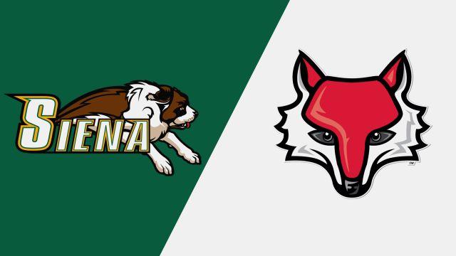 Siena vs. Marist  (Game 2) (MEAC Baseball Championship)
